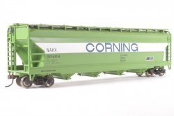 Corning Glass - 56' Center-Flow Hopper