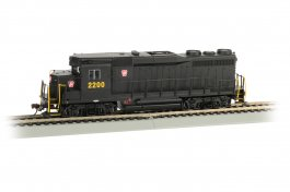 PRR #2200 - GP30 -DCC Sound Value (HO Scale)