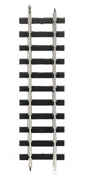 Straight Track (4 pieces per box) - Steel Track (Large Scale)