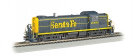 Santa Fe #2099 (Blue & Yellow) - RS-3 - E-Z App™ Train Control