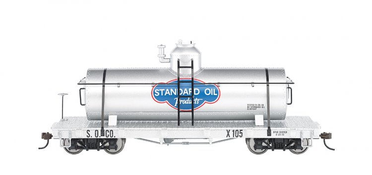 Standard Oil - Tank Car - Click Image to Close