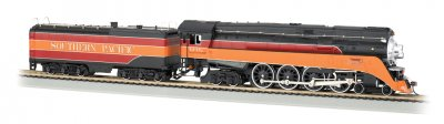 Southern Pacific™ Daylight #4446 - GS4 4-8-4 (HO Scale)