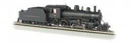 Lackawanna #565 - DCC Sound Value (HO ALCO 2-6-0)