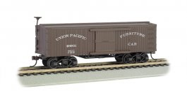 Union Pacific® Furniture Car- Old-time Box Car