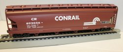 Hopper - 56' ACF Center-Flow - Conrail