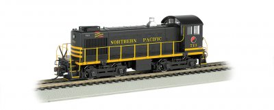 Northern Pacific #713 - ALCO S4 (HO Scale)