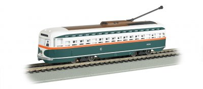 Chicago - PCC Streetcar DCC Sound Value (HO Scale)