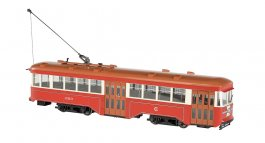 Chicago Surface Lines - 1:29 Peter Witt Streetcar
