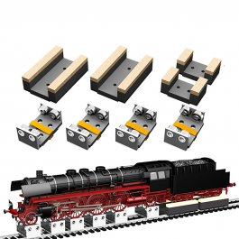 Rollers and Drive Wheel Cleaners (O Scale 3-Rail)