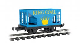Hopper Car - King Coal