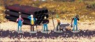 Work Crew (HO Scale)