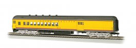 Union Pacific® #2512 w/ 4-Window Door (yel/gray) 72' Combine