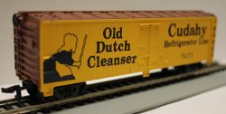 Old Dutch Cleanser - Wood Reefer