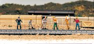 Train Work Crew (HO Scale)