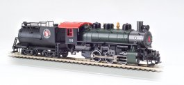 Great Northern #58 - USRA 0-6-0 w/Vandy Tender (HO)