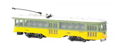 Los Angeles Railway - Peter Witt Streetcar - DCC