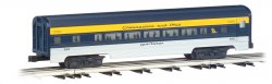 Chesapeake & Ohio® - 60' Aluminum Streamliners 4 Car Set
