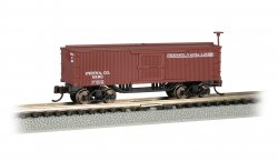 Pennsylvania Lines - Old-Time Box Car (N Scale)