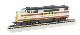 Lackawanna #604 - FT A-Unit - E-Z App® Train Control