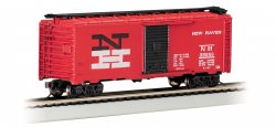 40' Box Car - New Haven (HO Scale)
