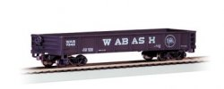 Wabash - 3 Car - 40' Gondola Car Set