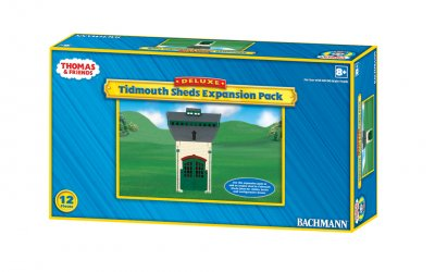 Tidmouth Sheds Expansion Pack (HO Scale)
