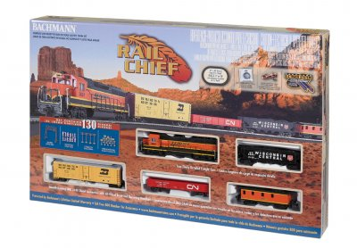 Rail Chief (HO Scale)