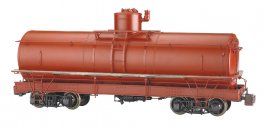 Framed Tank Car