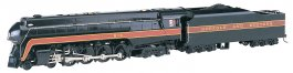 Norfolk & Western 4-8-4 Class J #613 - DCC Sound Value HO Scale