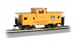 Union Pacific® - 36' Wide-Vision Caboose (HO Scale)