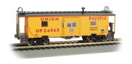 Union Pacific® - Bay Window w/ Roof Walk Caboose (HO Scale)