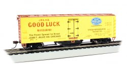 Jelke Good Luck Margarine - Track Cleaning 40' Wood-Side Reefer