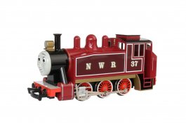Rosie - Red (with moving eyes) (HO Scale)