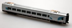 Acela Express Business Class Coach #3409 (N Scale)