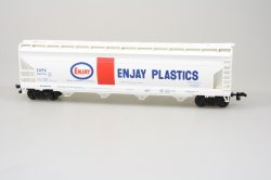 Enjay Plastics - 56' Center-Flow Hopper