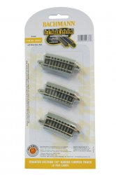 "Quarter Section 14"" Radius Curved Track - N Scale"