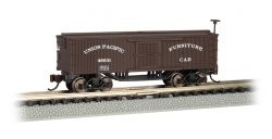 Union Pacific® - Old-Time Box Car (N Scale)