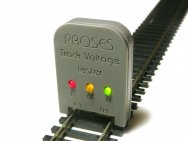 Track Voltage Tester - HO/N/On30 Scales