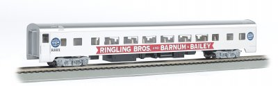 Ringling Bros. and Barnum& Bailey™ Smooth-Side Coach - Blue Unit