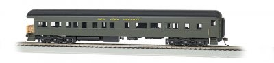 New York Central #9 - 72' Heavyweight Observation (HO Scale)