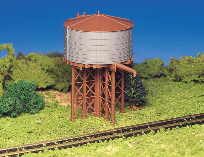 Water Tank (HO Scale) - Click Image to Close