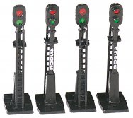 Block Signals (HO Scale)