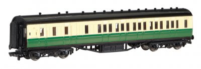 Gordon's Express Brake Coach (HO Scale)