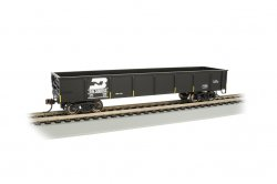 Gondola - Burlington Northern -Blk ( 4 Car Set )