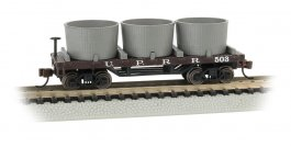 Union Pacific® - Old-Time Water Tank Car