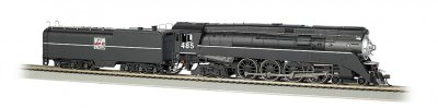 Western Pacific™ #485 - GS64 4-8-4 (HO Scale)