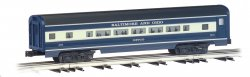 B & O® - Cincinnattian - 60' Aluminum Streamliners 4 Car Set
