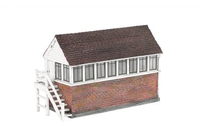 Signal Box (HO Scale)
