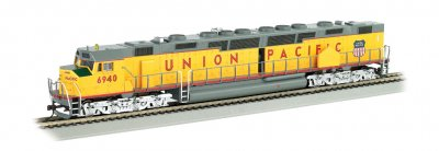 Union Pacific® #6940 - DD40AX -DCC Sound Value (HO Scale)