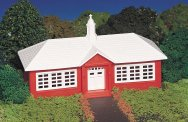 School House (HO Scale)